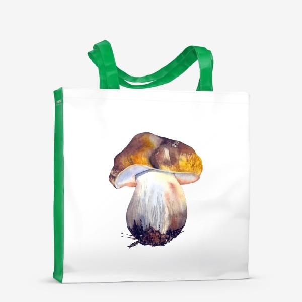 Сумка-шоппер «белый гриб»