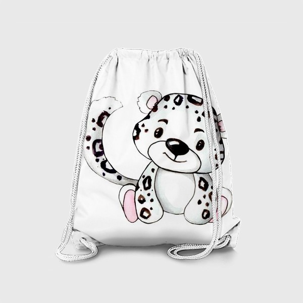 Рюкзак «Малыш Леопард»