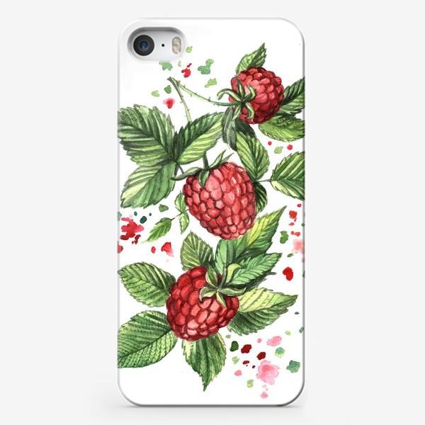 Чехол iPhone «Ягода малина»