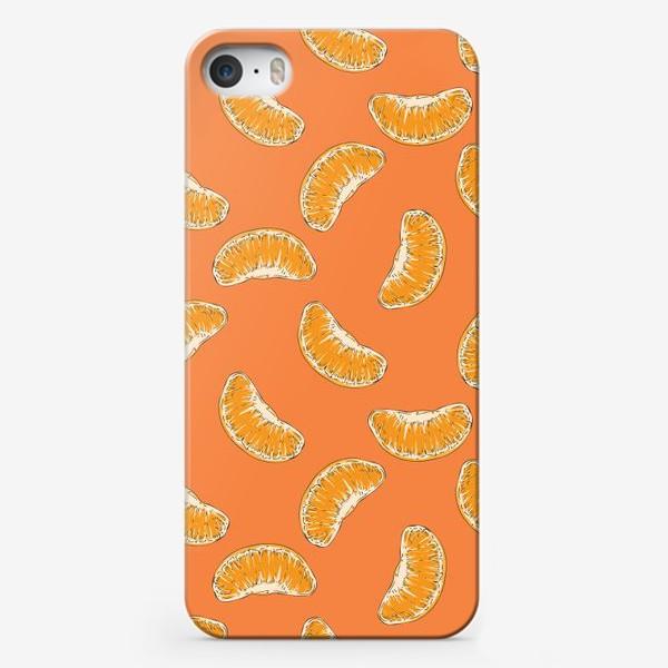 Чехол iPhone «Мандарины»