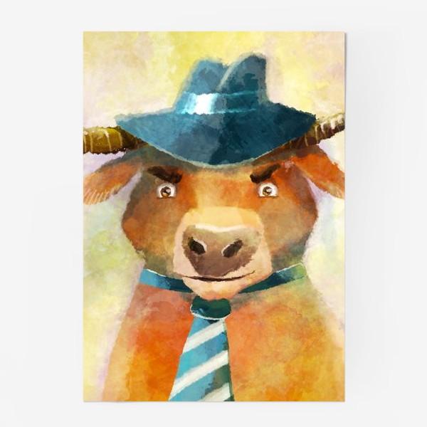 Постер «Год быка »