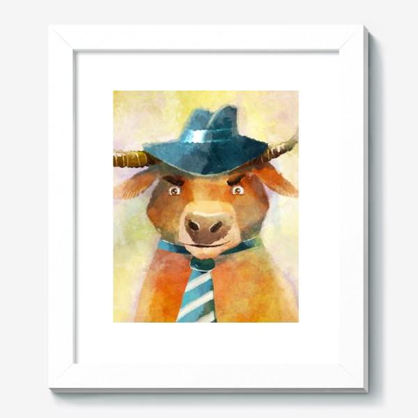 Картина «Год быка »