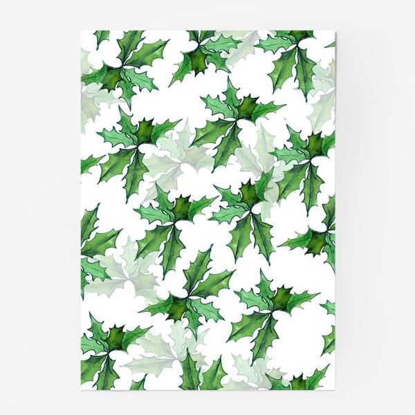 Постер «поддуб зелень»
