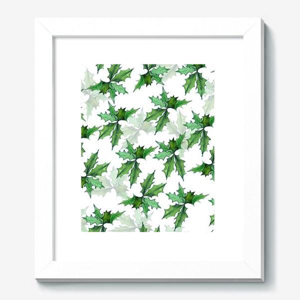 Картина «поддуб зелень»