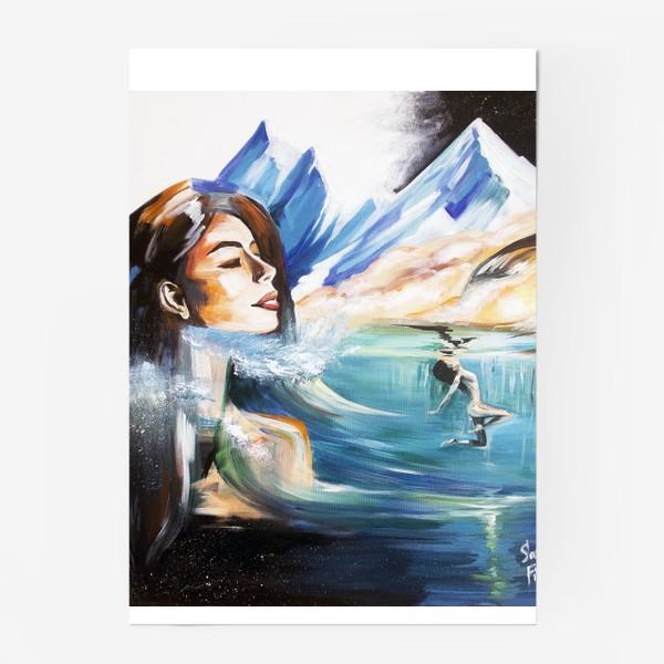 Постер «Мечтательница»