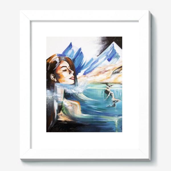 Картина «Мечтательница»