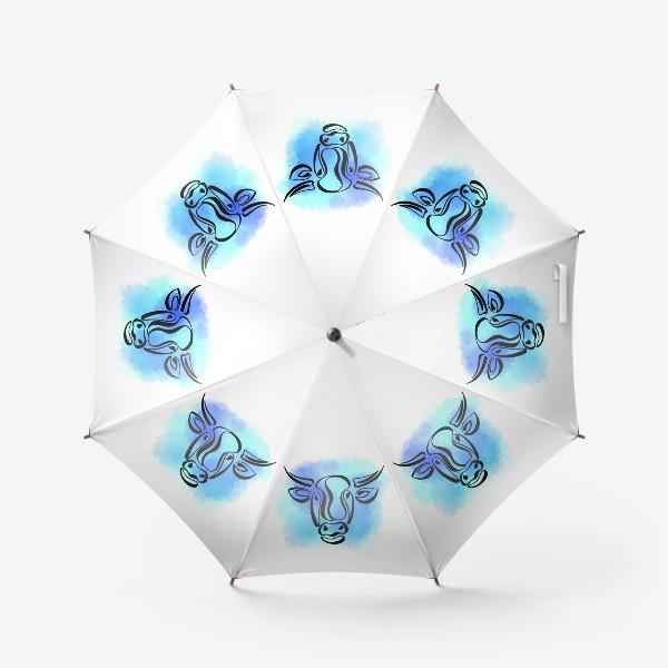 Зонт «Бык»