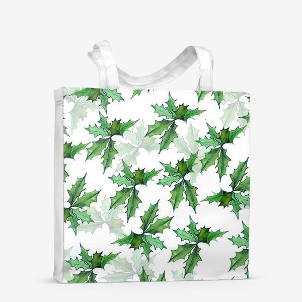 Сумка-шоппер «поддуб зелень»
