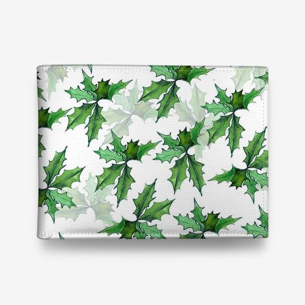 Кошелек «поддуб зелень»