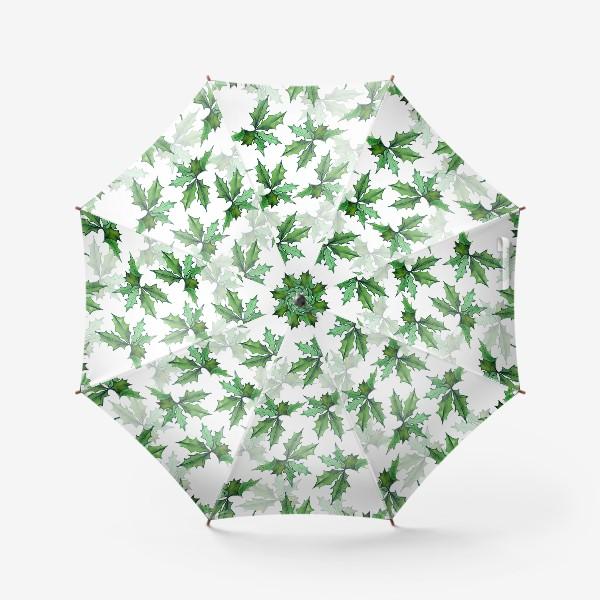 Зонт «поддуб зелень»