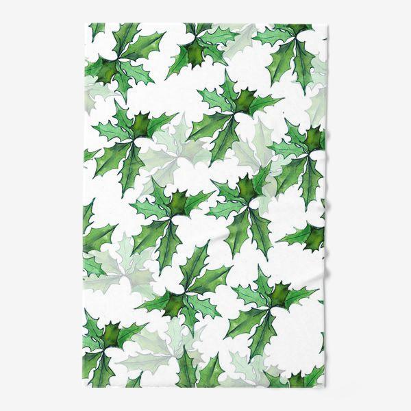 Полотенце «поддуб зелень»