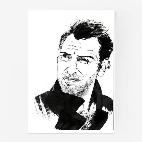 Постер «Jean Dujardin»