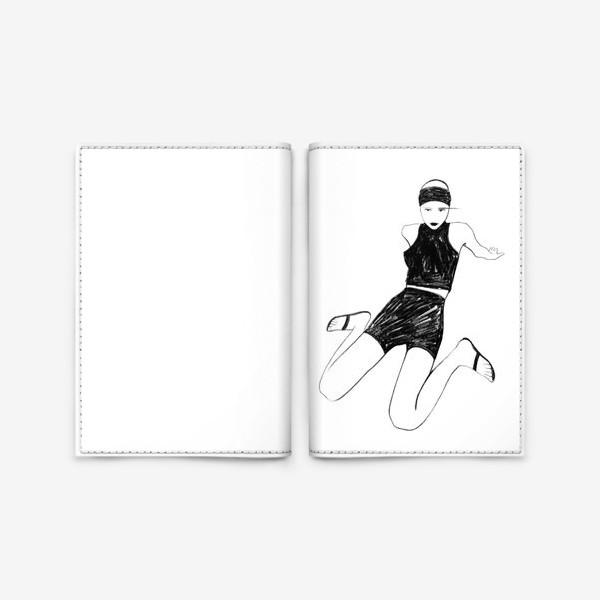 Обложка для паспорта «Мои каникулы»