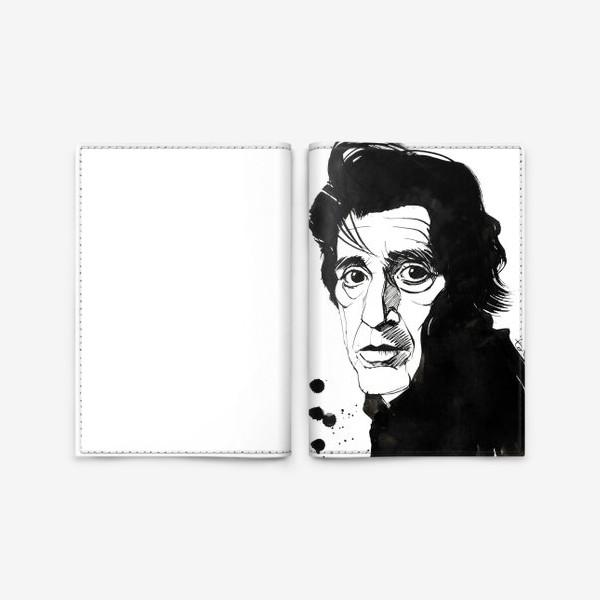 Обложка для паспорта «Al Pacino»