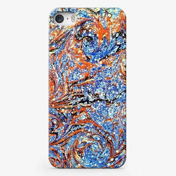 Чехол iPhone «море и песок»