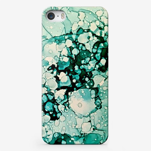 Чехол iPhone «Ледяная пещера»