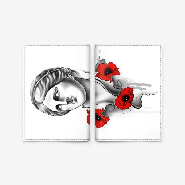 Обложка для паспорта «Афродита»