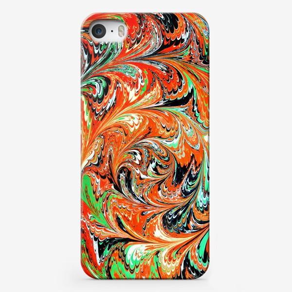 Чехол iPhone «Энергия»