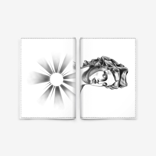 Обложка для паспорта «Аполлон»