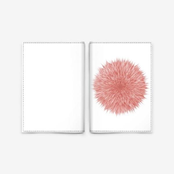 Обложка для паспорта «Пушинка»