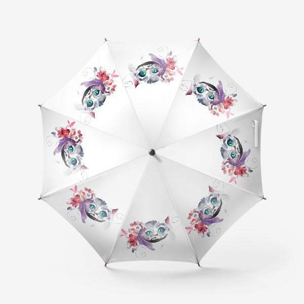 Зонт «Чеширский кот»