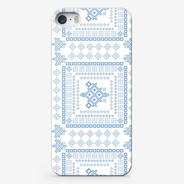 Чехол iPhone «Ethnic folk ornament          »