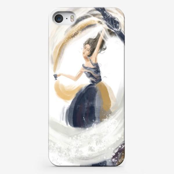 Чехол iPhone «Водолей»
