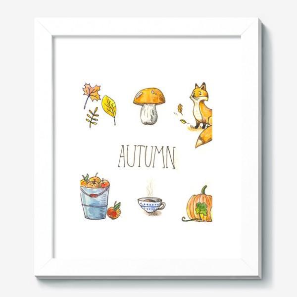 Картина «Осеннее настроение»
