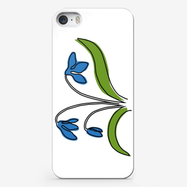 Чехол iPhone «Сцилла»