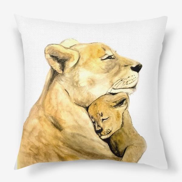 Подушка «Мама День матери любовь»