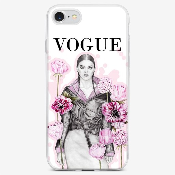 Чехол iPhone «VOGUE ARTS»