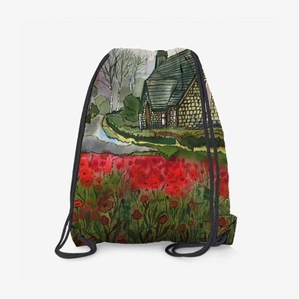 Рюкзак «Дом у дороги»