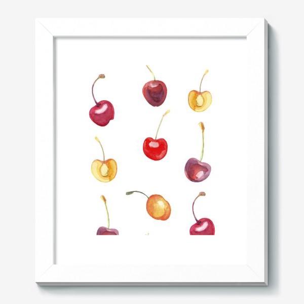 Картина «Вишня и черешня»