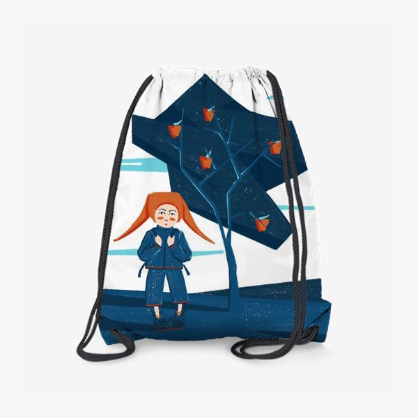 Рюкзак «Девочка у дерева»