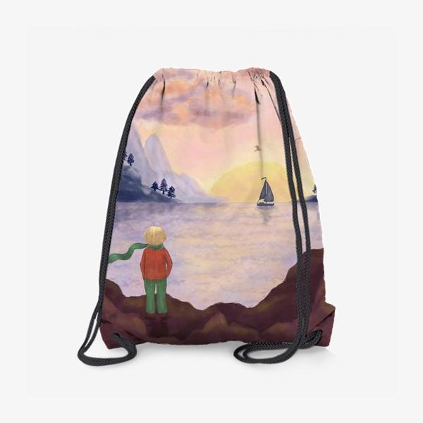 Рюкзак «Мечты и море»