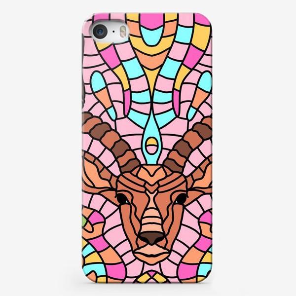 Чехол iPhone « 'Антилопа'»
