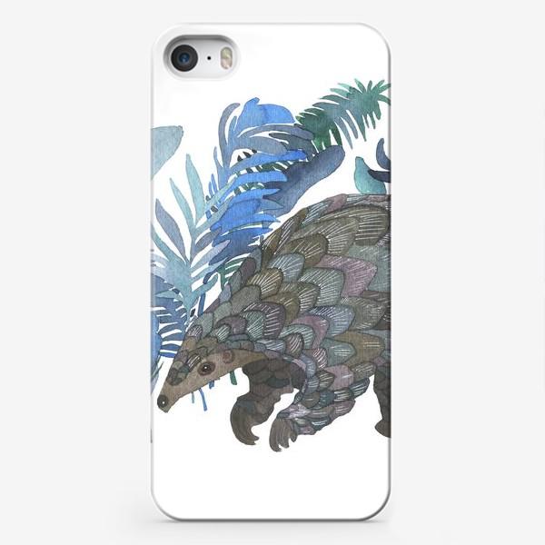 Чехол iPhone «Панголин»