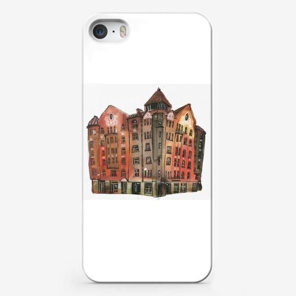 Чехол iPhone «Модерн»