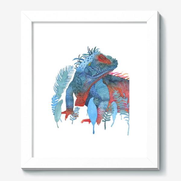 Картина «Ящер»