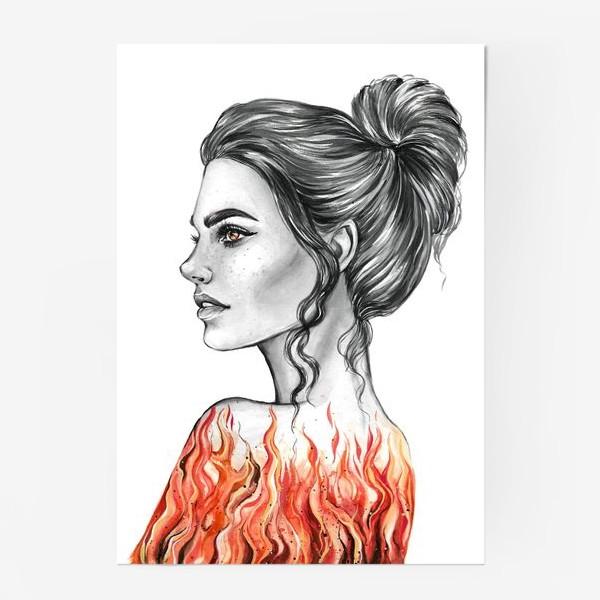 Постер «Стихия Огонь»