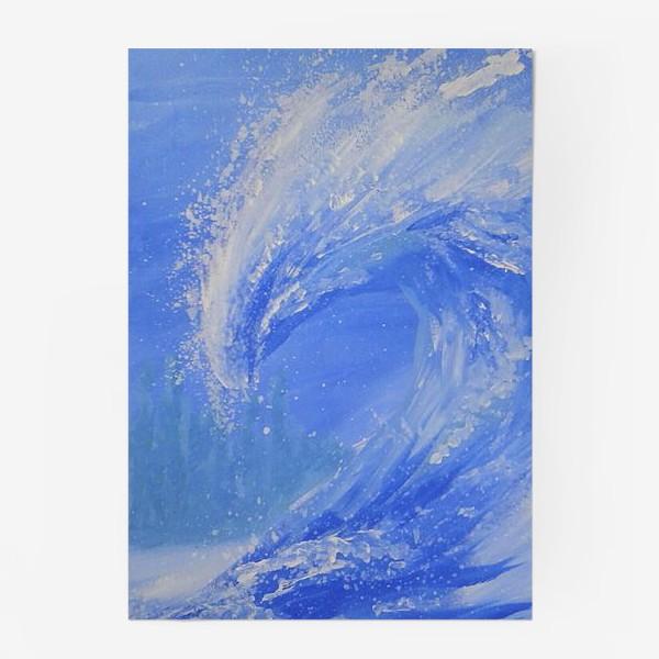 Постер «Морская волна»