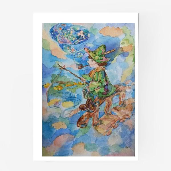 Постер «Снусмумрик»