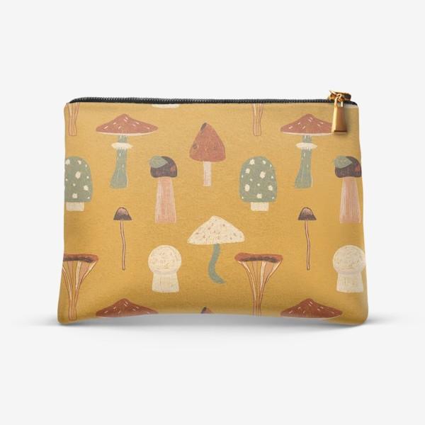Косметичка «грибы»