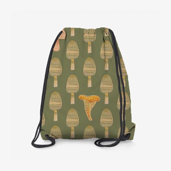 Рюкзак «грибы»