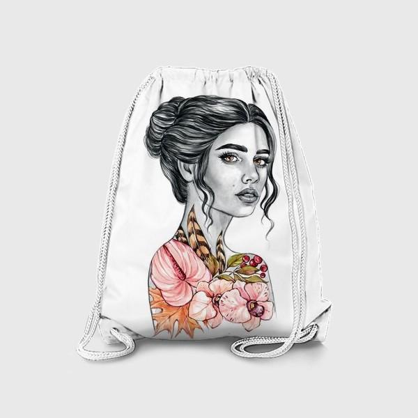 Рюкзак «Девочка - осень»