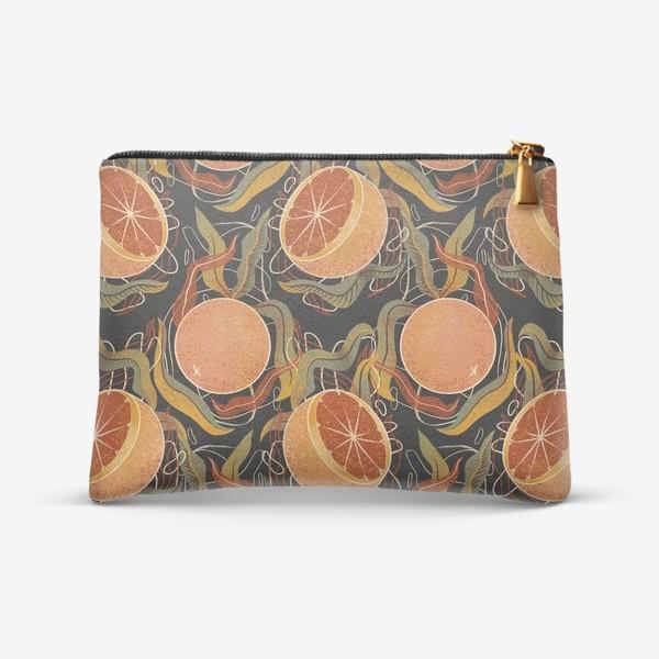 Косметичка «грейпфрут»