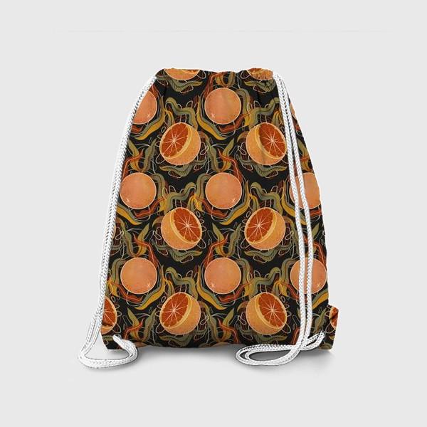 Рюкзак «грейпфрут»