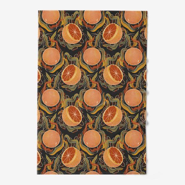 Полотенце «грейпфрут»