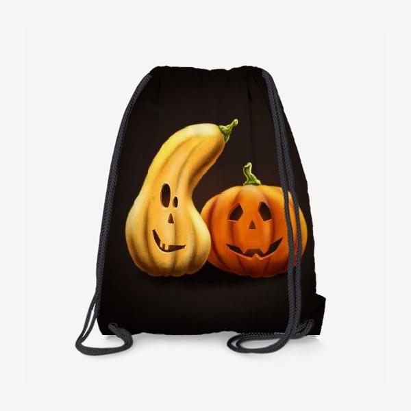 Рюкзак «Друзья тыквы»