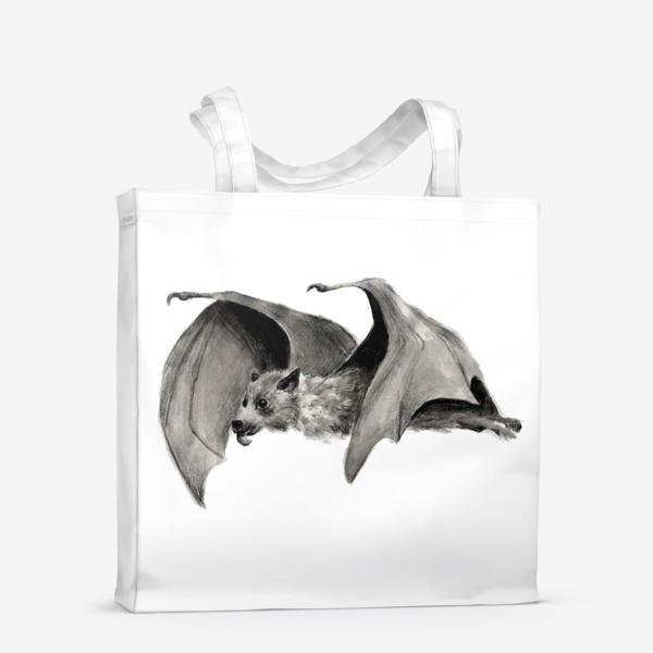 Сумка-шоппер «летучая мышь»